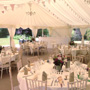 Wedding Clearspan Interior