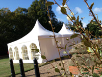 oriental pagoda marquees